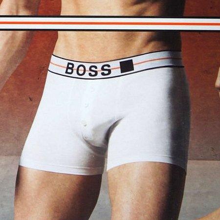 3er Paket Boxershorts Hugo Boss Move Stretch Cotton Button