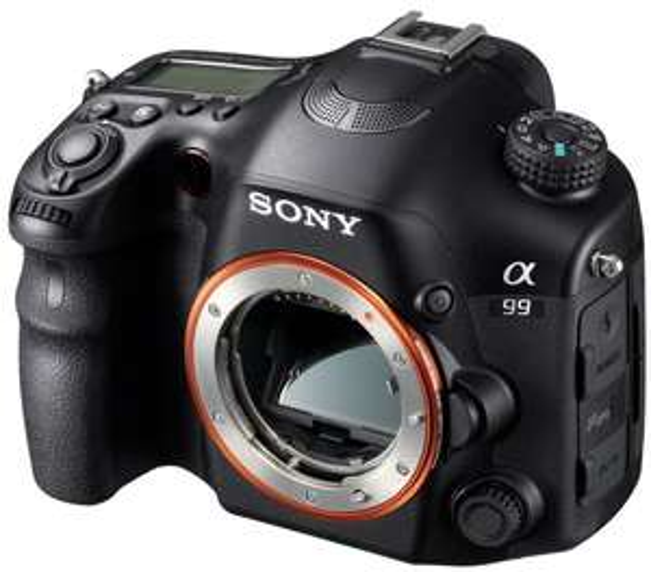 "Sony SLT-A99V SLR-Digitalkamera, (24,3 Megapixel, 3"" Zoll- Display, schwarz für 1.499,00 €, @Amazon-Blitzdeal"