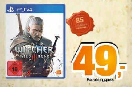 [Offline Expert-Bening Gruppe] The Witcher 3: Wild Hunt (PS4) für 49,-€