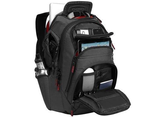 [Ibood] Ogio Renegade RSS Laptop/Tablet Tasche/Rucksack (Black, Large) für 45,90€ inc. Versand