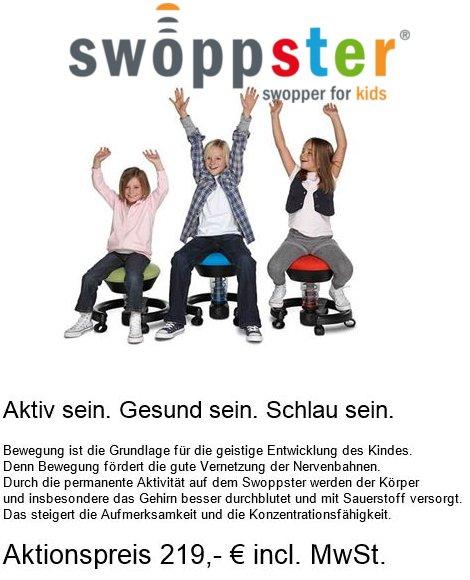 Swoppster für Kids nur 219 €