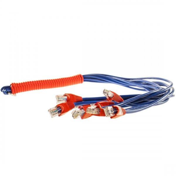 LAN-Kabel-Peitsche
