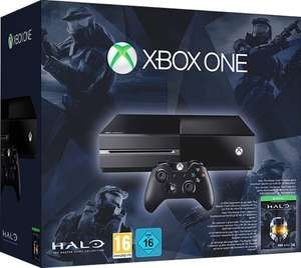 *LOKAL Karlsruhe* Xbox One Halo Master Chief Bundle für 299€