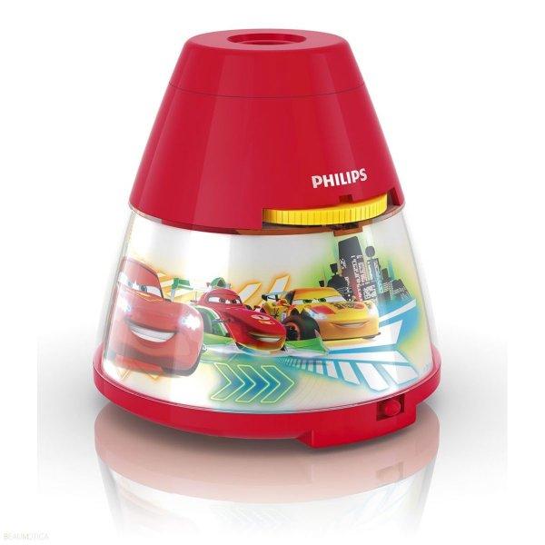[Kinder] Philips Disney's Cars Nachtlicht und Projektor für 13.89€