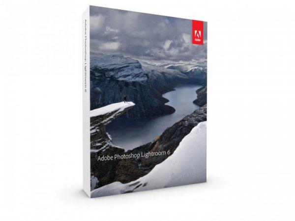 Lightroom 6 (Box-Version) bei redcoon.de für 111,89€ auf Rechnung oder Ratenkauf