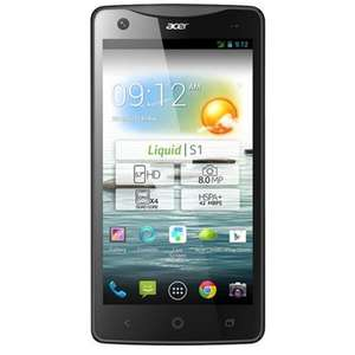 "Acer Liquid S1 Dual-Sim (5,7"" HD, 1,5GHz Quad-Core, 1GB RAM, 8 MP Kamera, Wechselcover) inkl. Versand für 134,99€ @Notebooksbilliger.de"