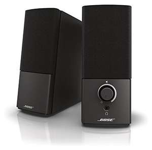 Bose ® Companion ® 2 Serie III Multimedia Speaker System@Amazon