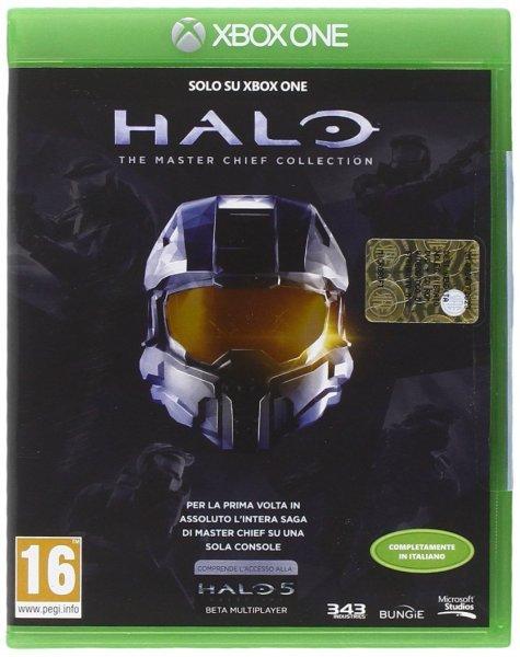 Xbox One Halo: The Masterchief Collection für 33,03€ @amazon.it