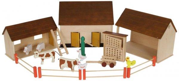 @ Amazon: Legler Bauernhof Landleben für 34,21 € / Idealo ab 56,58 €