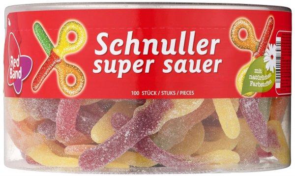 [Amazon] Red Band Schnuller Sauer, 1er Pack (1 x 1,2 kg) für 3,54€ im Sparabo inkl. Versand / oder für 3,79€ als Plus- Produkt