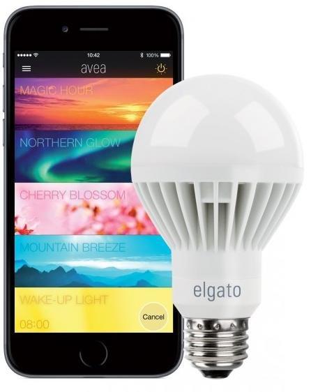 Elgato Avea Lampe 30% unter idealo!