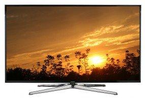 Samsung UE-55H6470SSXZG 3D Smart TV LED Fernseher schwarz DE EEK: A+