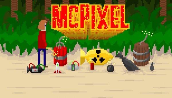 [STEAM] McPixel für 0,89 € im Humble Store
