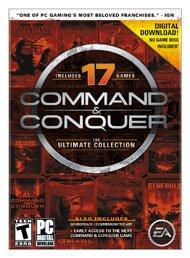 [ORIGIN] Command and Conquer The Ultimate Collection (17 Titel) @Gamestop.com