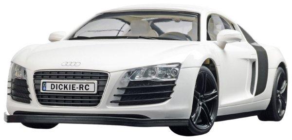 [Amazon-Prime-Marketplace] DICKIE - RC Audi R8, RTR 1:12 / RC Jet Racer RTR 1:16