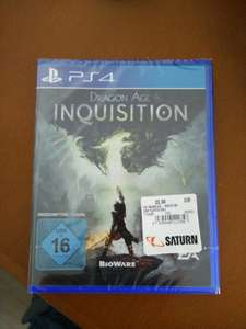 [PS4] [Lokal?] [Saturn Ludwigshafen] Dragon Age Inquisition