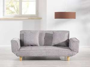 zweisitzer sofa miriam mit 2 kissen f r 101 inkl versand m. Black Bedroom Furniture Sets. Home Design Ideas