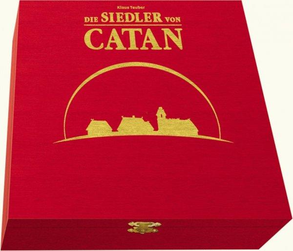 [THALIA HANAU] Siedler von Catan Holzbox - Limitierte Jubiläumsedition für 9,99€