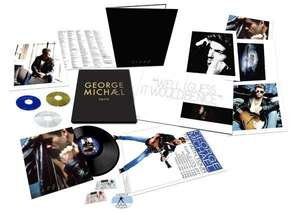 George Michael Faith Super Deluxe Box