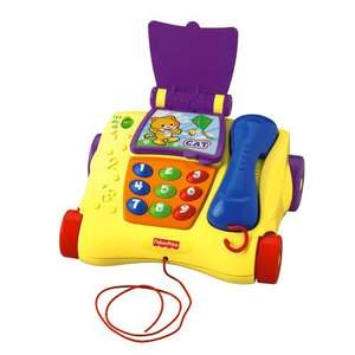 Fisher-Price Lernspaß Tastentelefon für 15€ (versandkostenfrei)