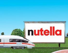Kostenlose Bahncard 25 für 1 Monat auf Aktionsgläsern von nutella (ab 08.06. erhältlich)