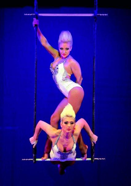 GOP Varieté-Theater Bad Oeynhausen - Tag der offenen Tür am Pfingstmontag, den 25. Mai 2015, 11 - 18 Uhr