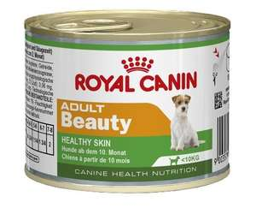 12 x Royal Canin Mini Adult Beauty Unterstützung der Hautgesundheit 195g Preisfehler