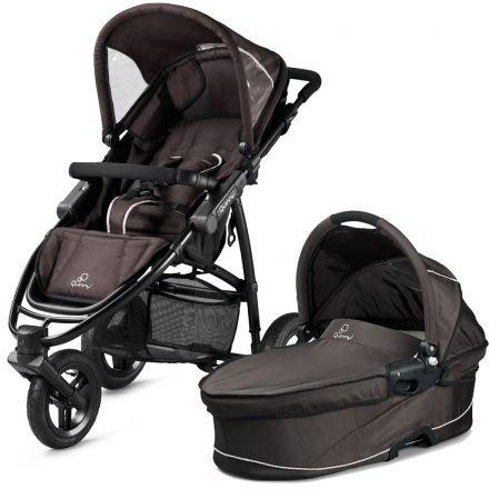 Für Eltern - Quinny Speedi-Set Kinderwagen Braun und Schwarz
