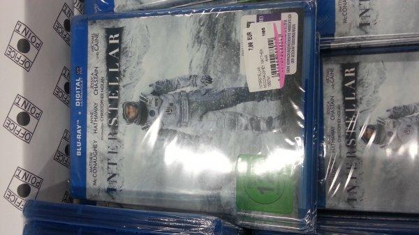 [lokal Berlin] Interstellar Blu-ray 7€ und viele weitere gute BRs für 5€/7€/15€ - Media Markt