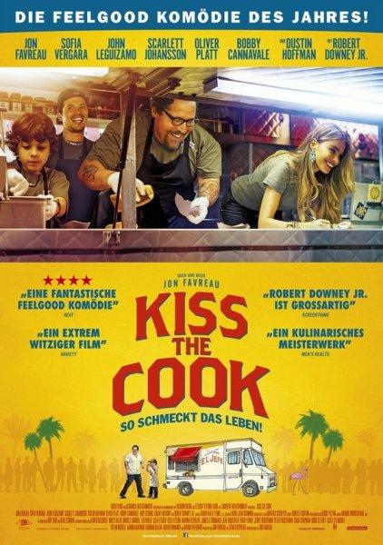 """[LOKAL Augsburg / Bamberg / Ingolstadt / Nürnberg / Passau / Starnberg] Kostenlos ins Kino zu """"Kiss the Cock - So schmeckt das Leben"""" am 26.05.2015"""