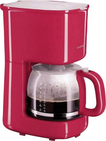 [digitalo] Severin Kaffeemaschine KA 4214 Rot-Grau für 9,99€ inkl. VSK