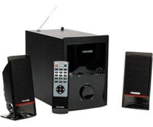 Microlab M-700U Aktivbox 2.1 System in schwarz (amazon)
