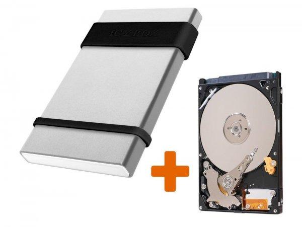 500 GB-2,5 Zoll-Festplatte in RaidSonic Icy Box Gehäuse USB 3.0 - 29,99€ - ebay/Gravis