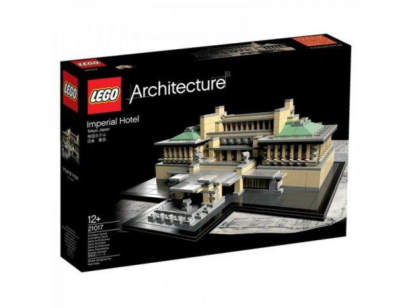 LEGO Architecture 21017 Imperial Hotel, SpieleMax.de, für 80,54€