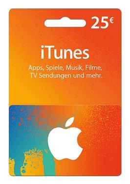 [Kaufland] 15 % Rabatt auf iTunes-Geschenkkarten – 26.5. bis 30.5.2015