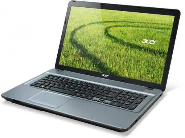 Acer E1 - Pentium 2020M 2x 2,4GHz, 4GB RAM, 500GB HDD, 17,3 Zoll, Windows 8.1, 2 Jahre Garantie - 284€ - Cyberport