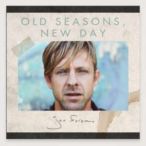 "Jon Foreman ""Old Seasons, New Day"" Best Of EP"