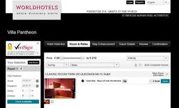 Hotel Flash Sale mit 40%, z.B. 5 Sterne in Barcelona für 57€