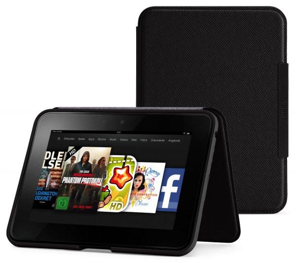 UPDATE: Original Amazon Lederhülle geeignet für Kindle Fire HD 7 [Vorgängermodell] jetzt für 4,99 Euro (Amazon Prime)