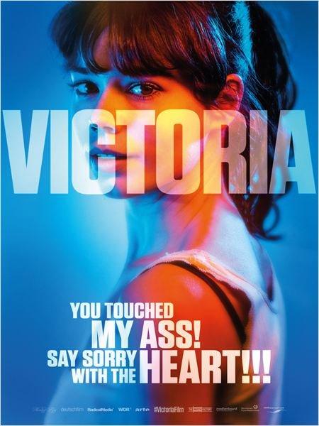 Kostenlos ins Kino zu: Victoria