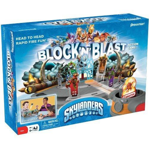[Amazon-Prime] Skylanders  Block and Blast Game