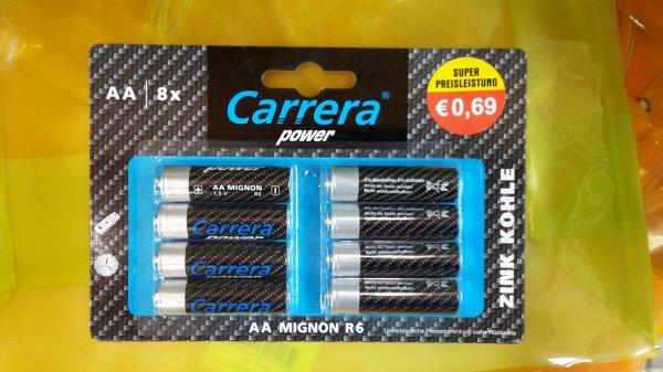 [Woolworth Schweinfurt] 8x AA Batterien für 0,69 €