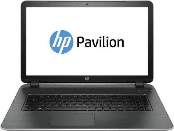 "HP Pavilion 17-f261ng -  A8-6410, Radeon R5, 4GB RAM, 1TB HDD, 17,3"" HD - 284,90€ @ ZackZack.de"