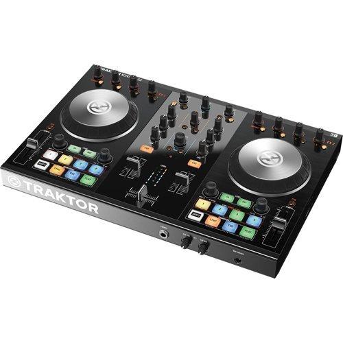 Native Instruments Traktor Kontrol S2 MKII - 2+1 Channel DJ System für 342,66 € @Amazon.fr
