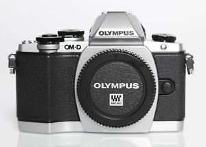 [ebay] OLYMPUS OM-D E-M10 Body für rechnerisch 347 € (inkl. 100 € Prämie)