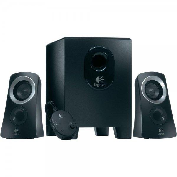 [Conrad] Logitech Z313 (2.1 Lautsprechersystem) + 5fach Paybackpunkte + versandkostenfreie Lieferung für 25€