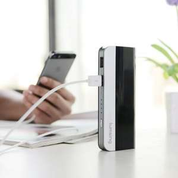 Amazon: 10400mah USB Power Bank Ladegerät mit 2 USB Ports