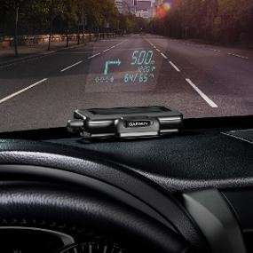 Garmin Navi mit Head-up-Display HUD für 39,90 € (73% sparen*)  + 2,90€ Versand Groupon