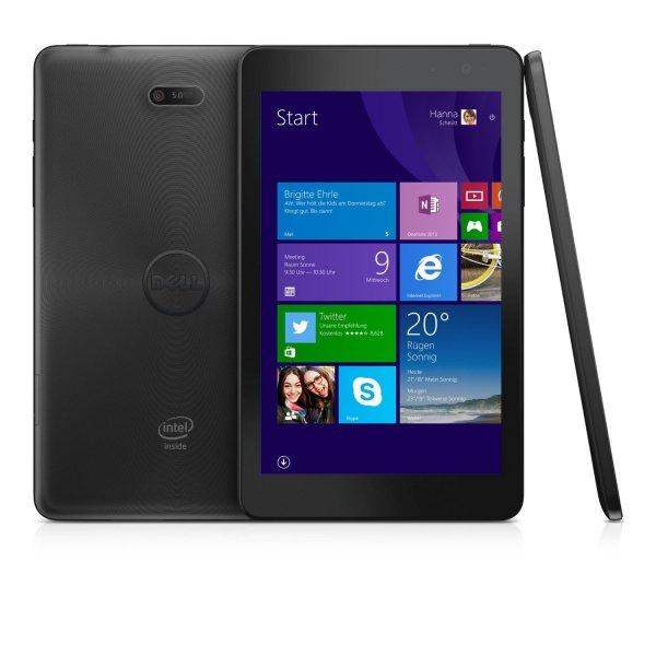 Tablet PC mit Windows 8.1: Dell Venue 8 Pro für 67 € [WHD, Zustand: sehr gut/wie neu]