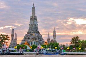 Flüge nach Bangkok UND Peking ab 412€ (ab Barcelona, nach London) - auch Weihnachten